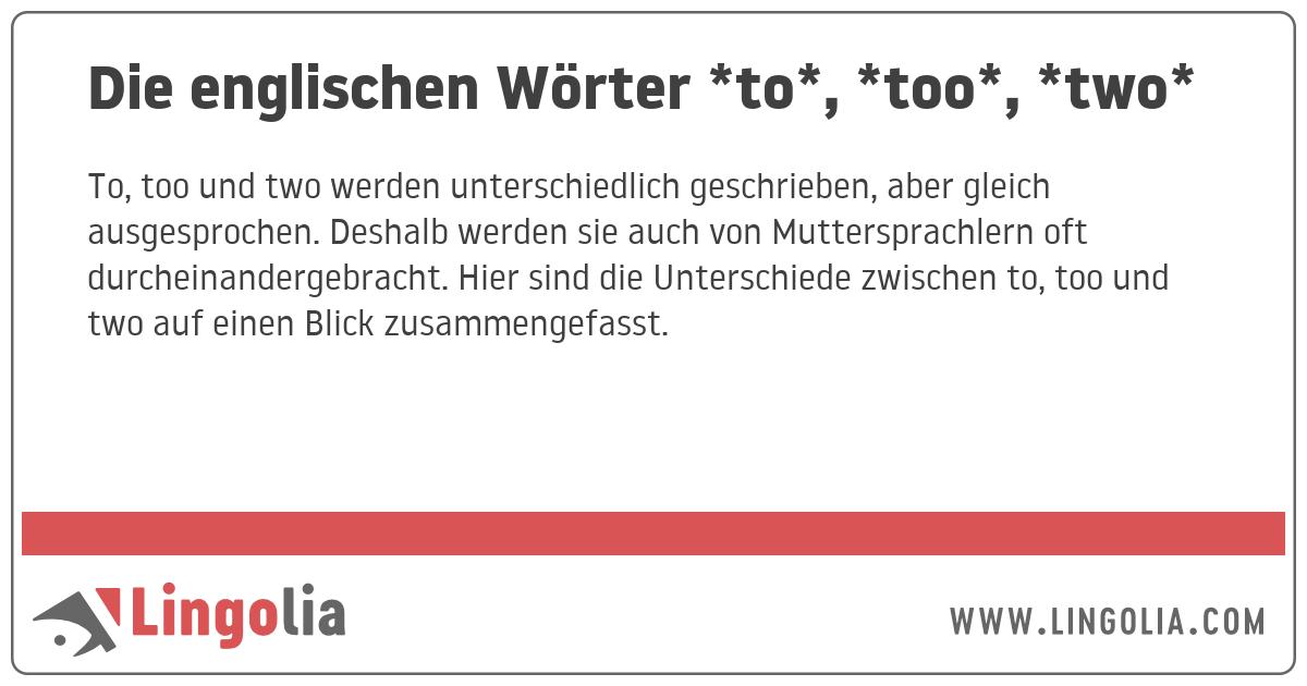 Wörter Die Im Englischen Und Deutschen Gleich Sind
